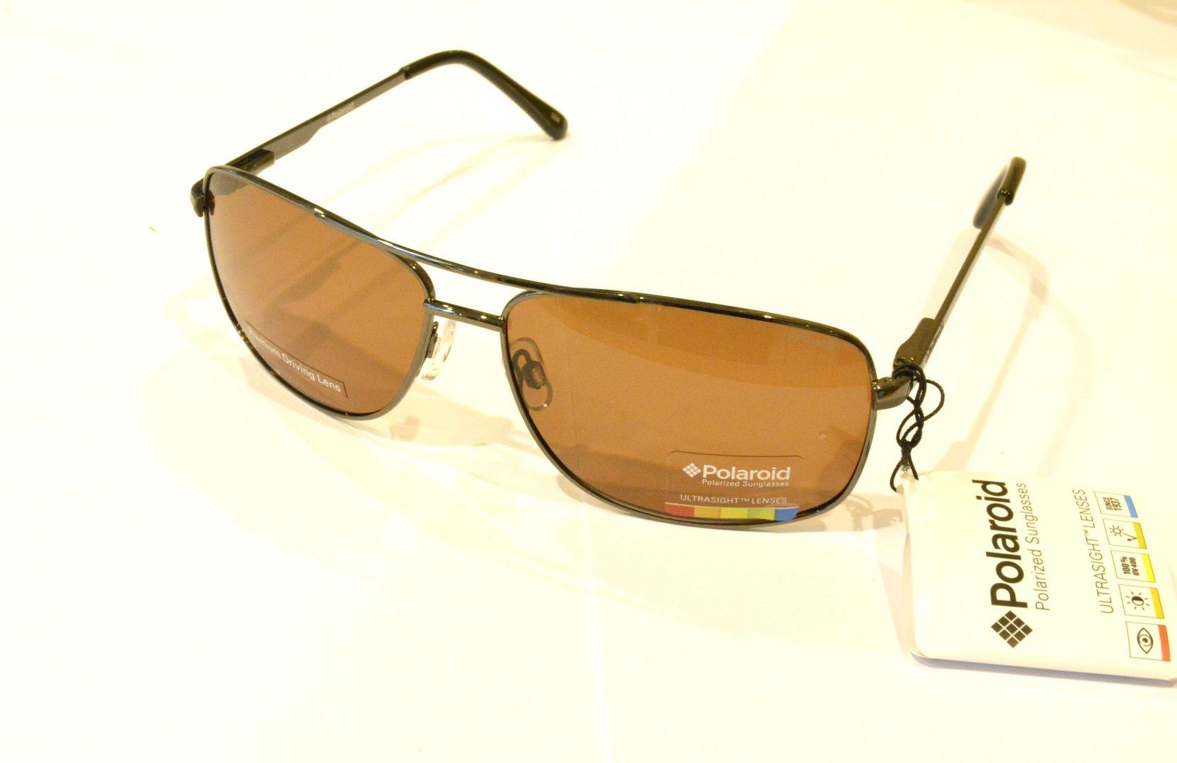 Sunglasses Polaroid P4409 A BC5 GREY POLARIZED OTTICA TRAINA 2b14a305c9