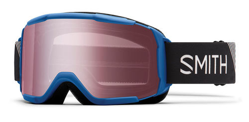 Maschera da Sci SMITH DAREDEVIL BLUE STRIKE IGNITOR
