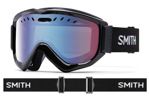 Maschera da Sci SMITH KNOWLEDGE OTG NERO S1 BLU