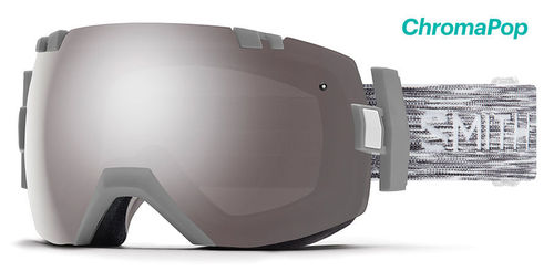 Maschera da Sci SMITH I/OX CLOUDGREY S3 SUN PLATINUM