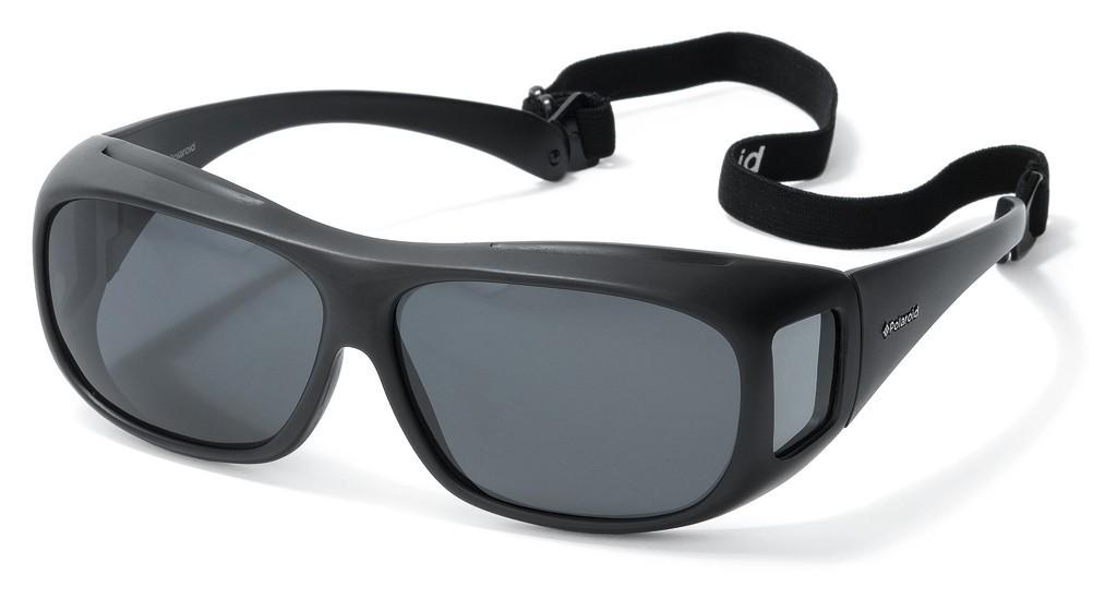 76515e21ce Sunglasses POLAROID 08535 J KIH SUNCOVER POLARIZED OTTICA TRAINA