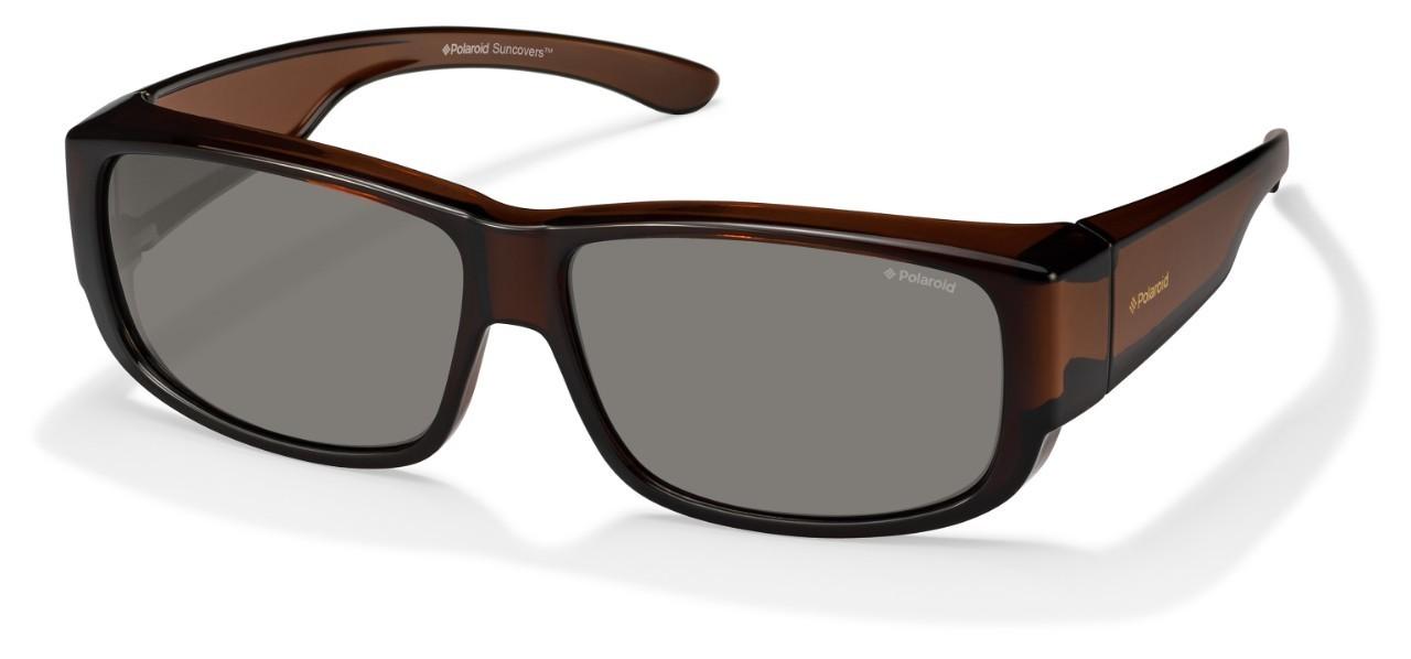 Sunglasses SUNCOVER Polaroid P 8303 09Q OD BROWN - OTTICA TRAINA 88586c5c8b