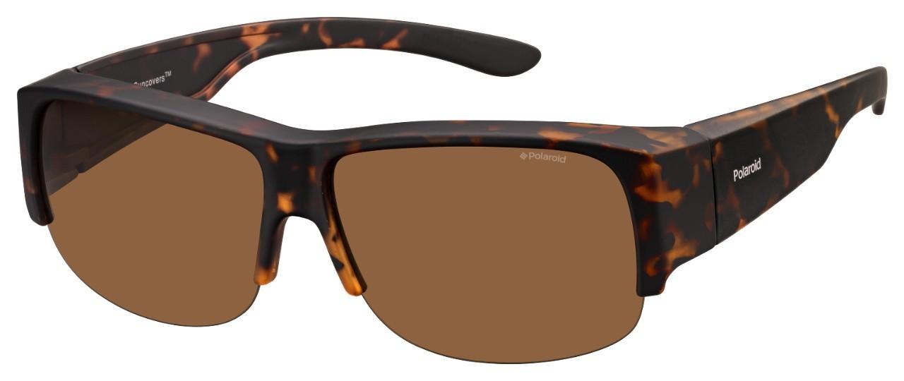 52b0064e51 Sunglasses Polaroid PLD 9007 V08 HAVANA SUNCOVER - OTTICA TRAINA