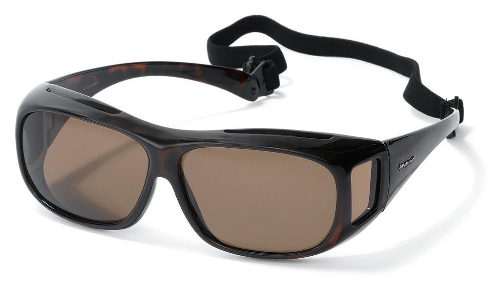 0ccd6f4b4579 Sunglasses POLAROID 08535 K 0BM SUNCOVER POLARIZED OTTICA TRAINA