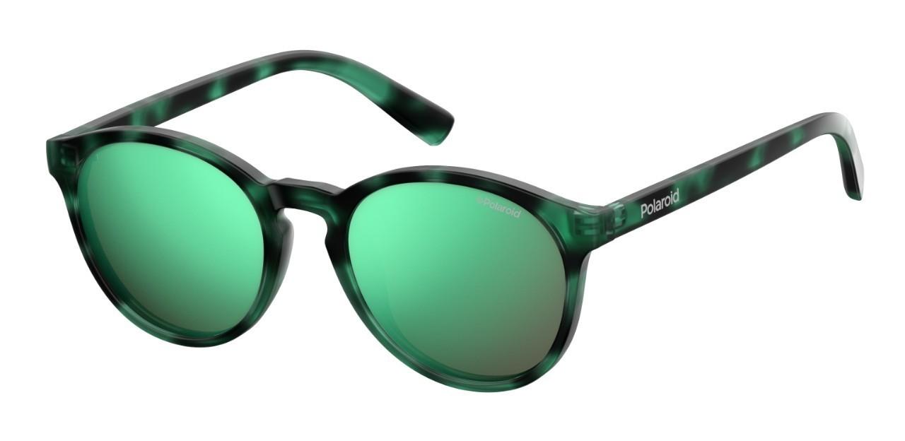 Sole 8024 Polaroid Occhiali Havana Ottica Pld Green Phw Da Traina wS4HI5qx