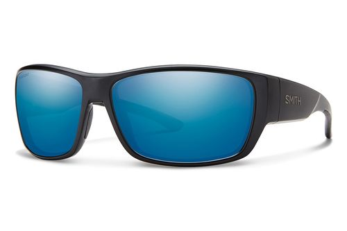 OCCHIALI DA SOLE SMITH FORGE 003 JY NERO POLARIZED